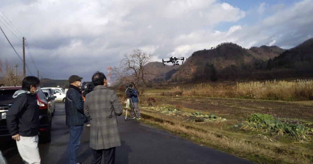新潟県新発田市でデジタルテクノロジーを活用した鳥獣被害対策を開始し、ドローンによる赤外線空撮、生態調査・植生マップの作成を実施しました。のタイトル画像